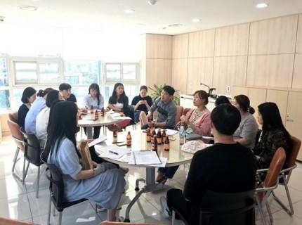 2019년 5월 동작구 민관통합사례관리 권역 모임